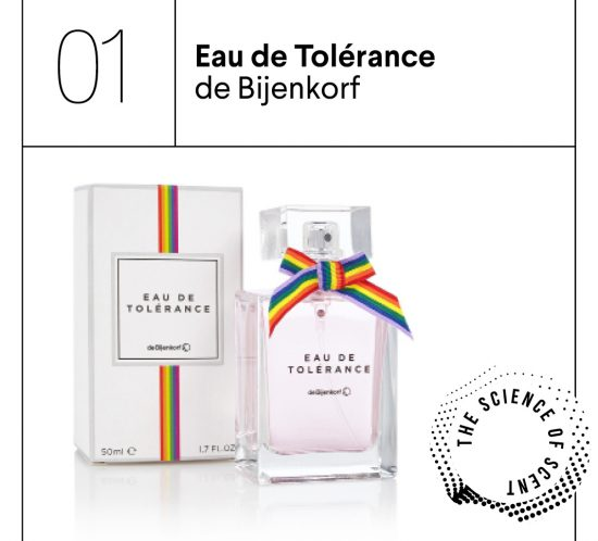 Parfum Bijenkorf