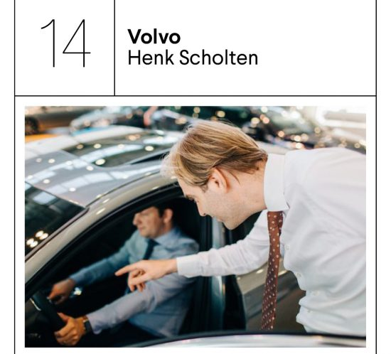 Volvo Henk Scholten