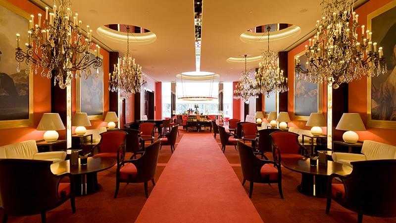 Hotel L'europe Amsterdam geur