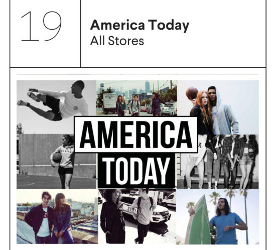 America Today geur