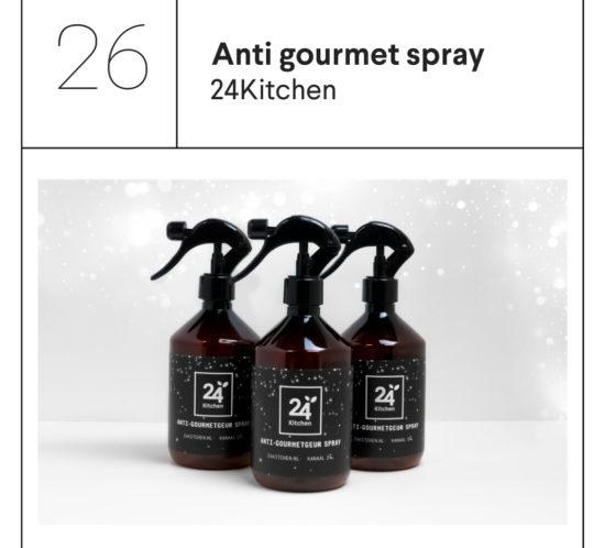 24kitchen anti-gourmet spray iscent