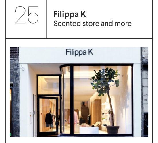Filippa-K geur roomspray