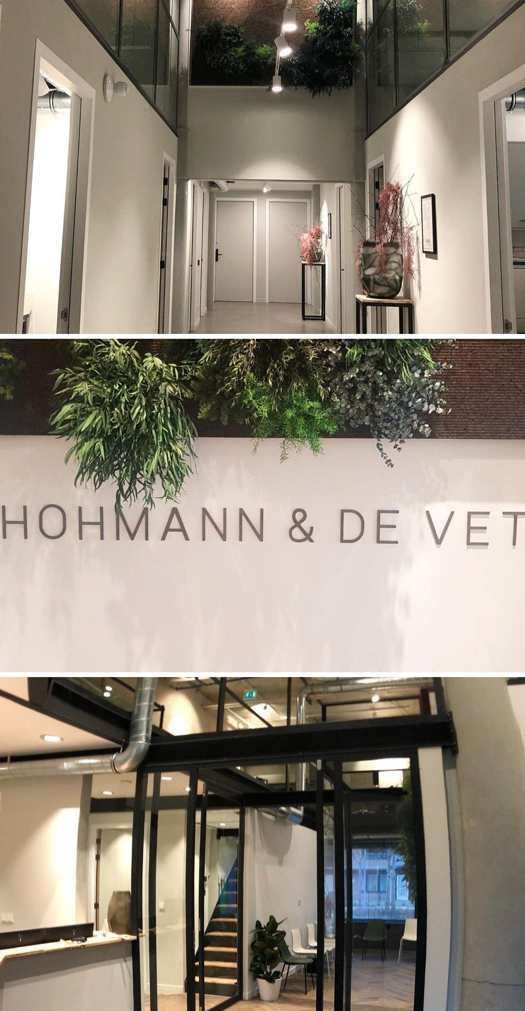 Hohmann & de Vett Geur
