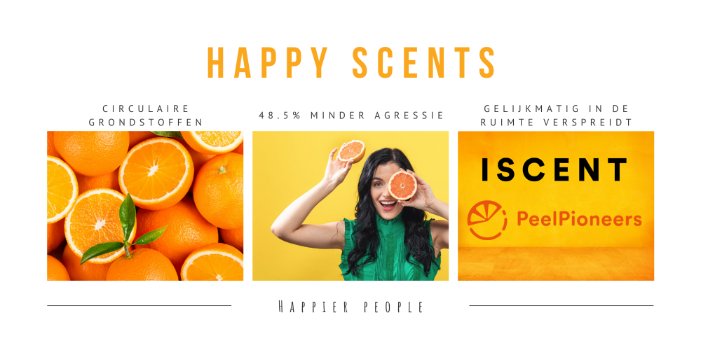 happy scents iscent