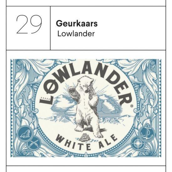 Lowlander case geurkaars